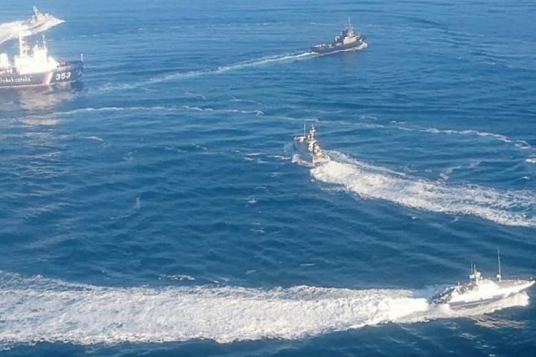 Арбитраж по морякам уже формируется - МИД