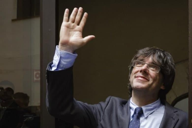 Бежавший из Испании сепаратист Пучдемон стал депутатом Европарламента