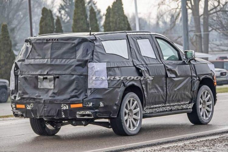 Cadillac отодвинул сроки выхода нового поколения внедорожника Escalade