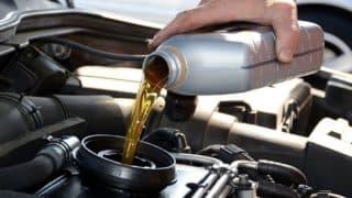 Как сделать замену моторного масла своими руками