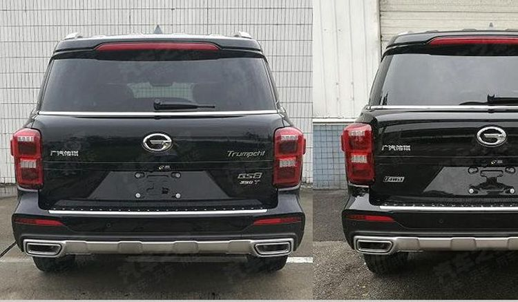 Китайский аналог Toyota Land Cruiser Prado обновился