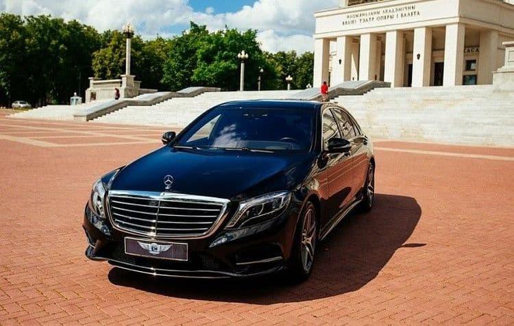 Mercedes S-Class — флагман класса представительских седанов