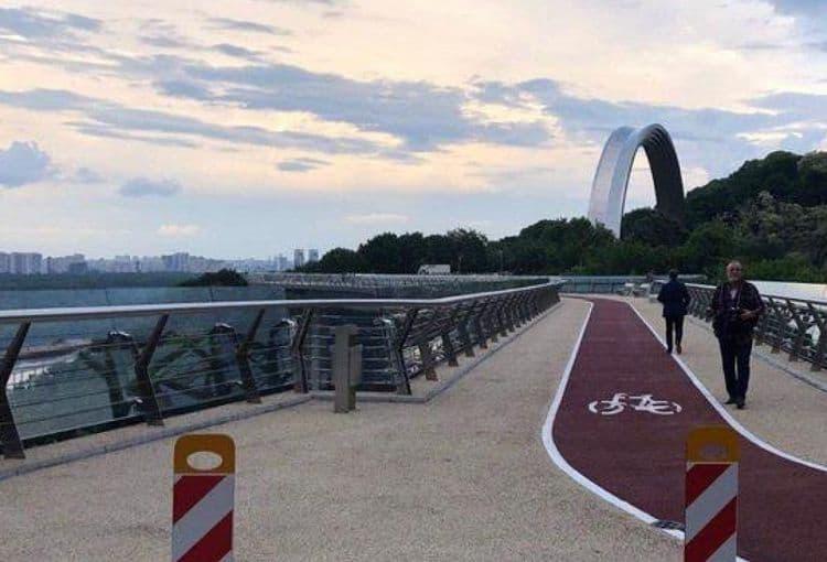 «Мост Кличко» не отвечает строительным нормам – депутат