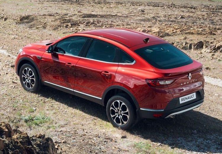 Новый кроссовер Renault на базе Duster полностью рассекречен