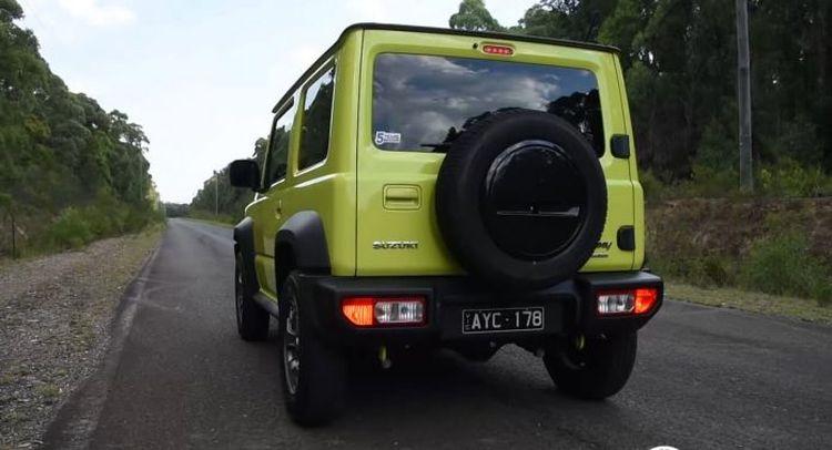 Новый Suzuki Jimny — народный «Гелендваген»