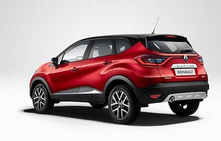 Обновление Renault Kaptur грядет осенью