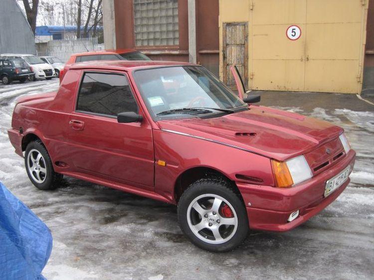 Спорткупе «Таврия»: уникальный автомобиль, о котором мало кто знает