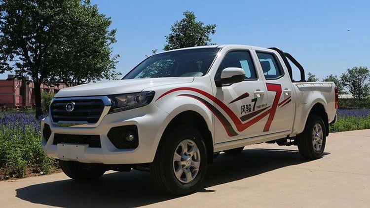 Стартовали продажи бензиновой версии пикапа Great Wall Fengjun