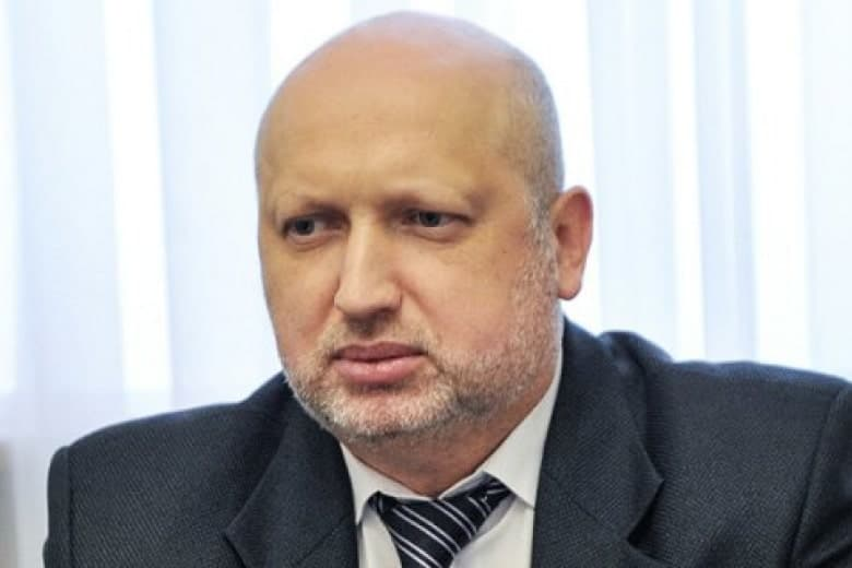 Турчинов уходит в оставку с поста секретаря СНБО