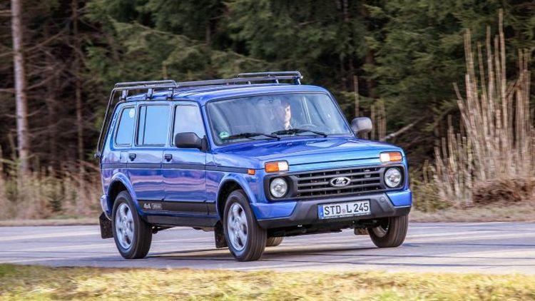 Украина вводит спецпошлины на все российские авто