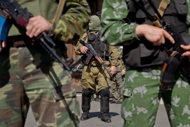 """В """"ДНР"""" рассказали о задержании украинских военных"""