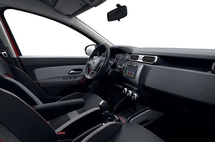 В Украине появился в продаже эксклюзивный Renault Daster