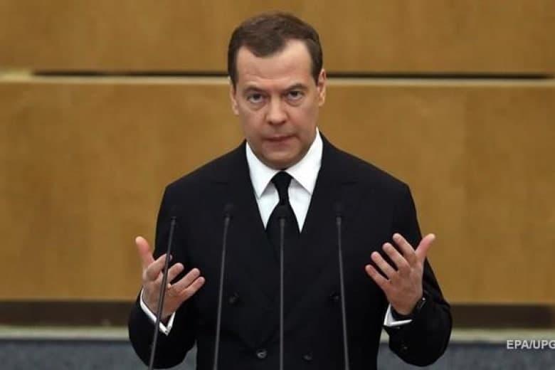 Медведев перечислил Киеву условия по транзиту газа