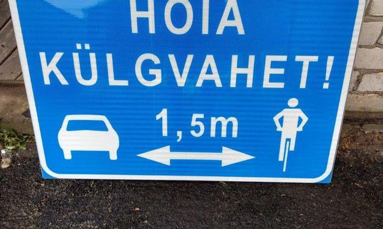 На дорогах появился новый знак