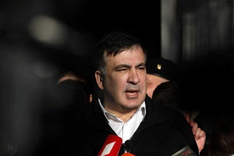 Не договорились: Саакашвили отказался руководить партией мэра Кличко