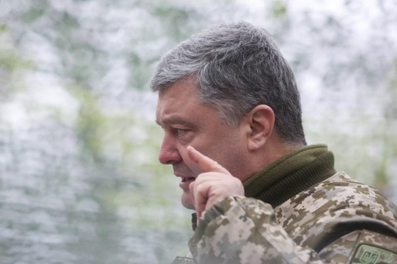 Порошенко сделал абсолютно неожиданное заявление по блокаде Донбасса