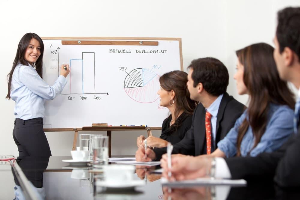 Презентация бизнес-плана для инвесторов