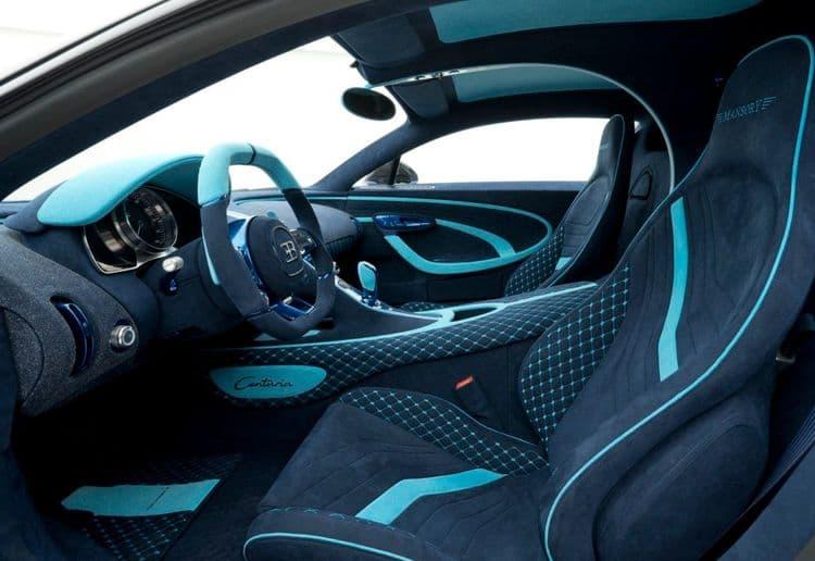Самый странный Bugatti Chiron доступен за 4,8 миллиона долларов