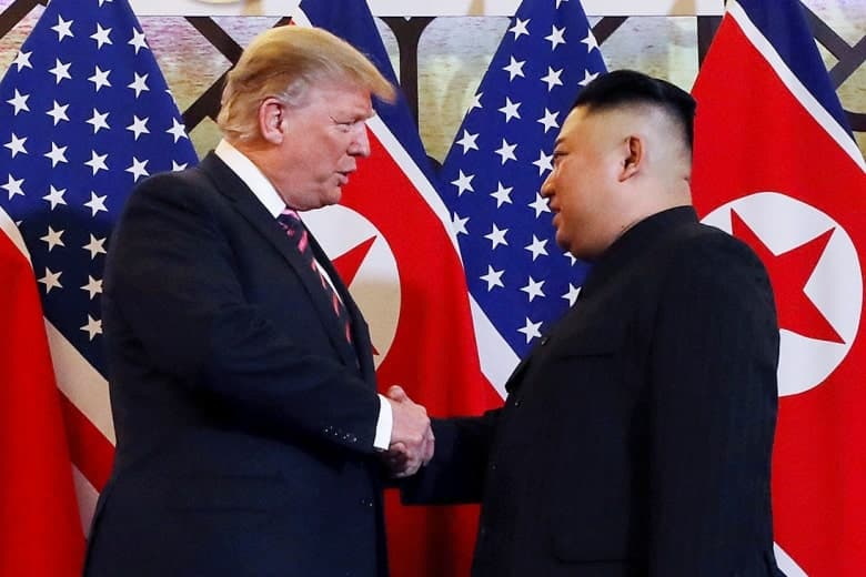 Трамп заговорил о новой встрече с лидером Северной Кореи Ким Чен Ыном