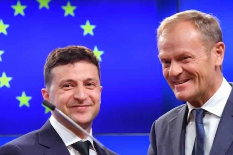 Туск сделал заявление по Украине после встречи с Зеленским
