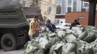 ТОП компаний по вывозу мусора в Киеве