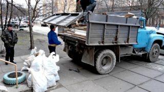 Тарифы на вывоз строительного мусора в Киеве