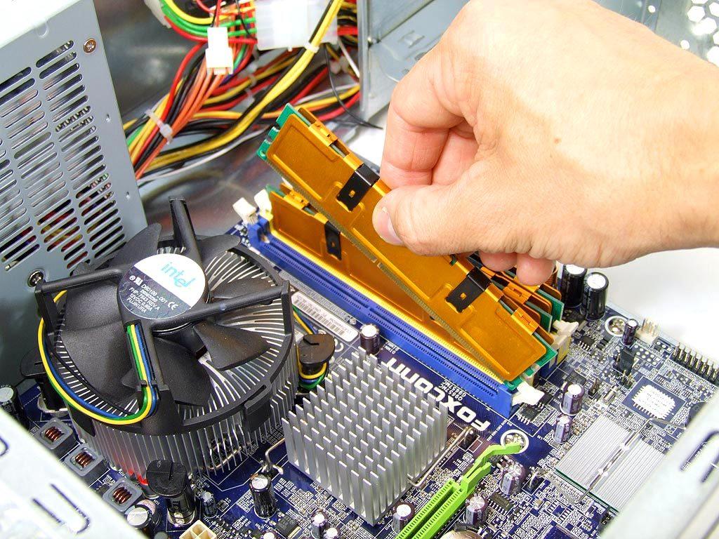 Сборка компьютера под заказ в Харькове