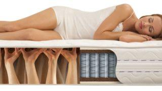 Выбираем ортопедический матрас для спокойного сна