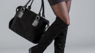 Обувь из натуральной кожи и аксессуары для женщин