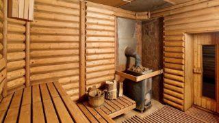 Баня на дровах в Киеве