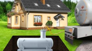 Газовое отопление без магистрального газопровода