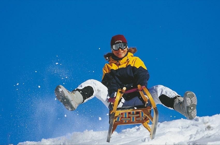 Пять видов спорта, актуальных для занятий в зимнее время года