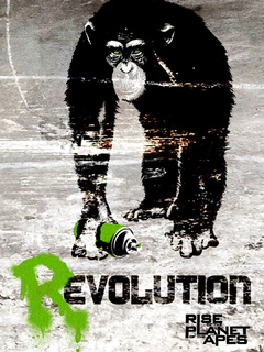rise of the planet of the apes, восстание планеты обезьян, revolution
