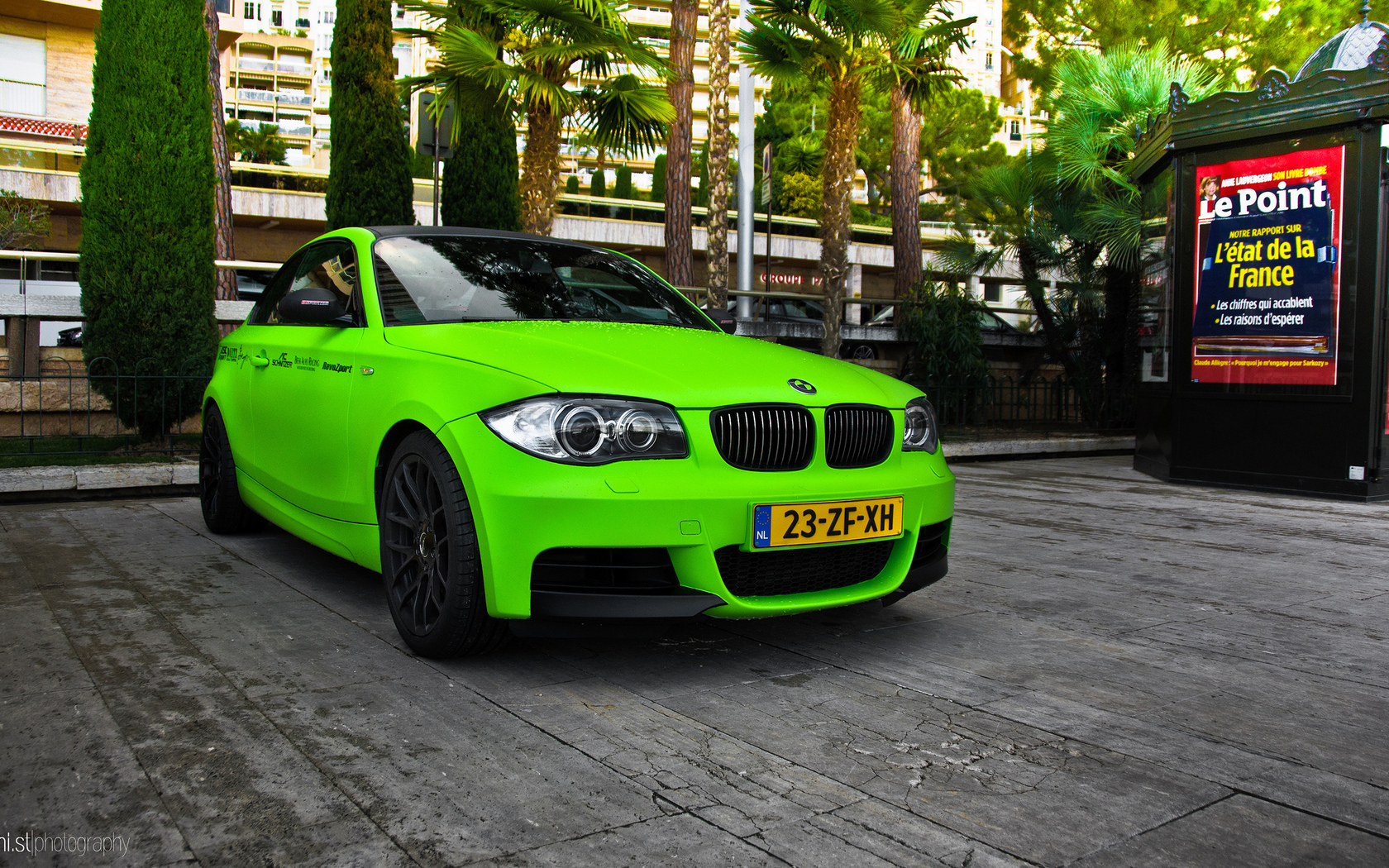 1 series, bmw, m1, green, coupe