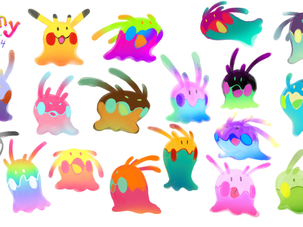 pokemon, goomy