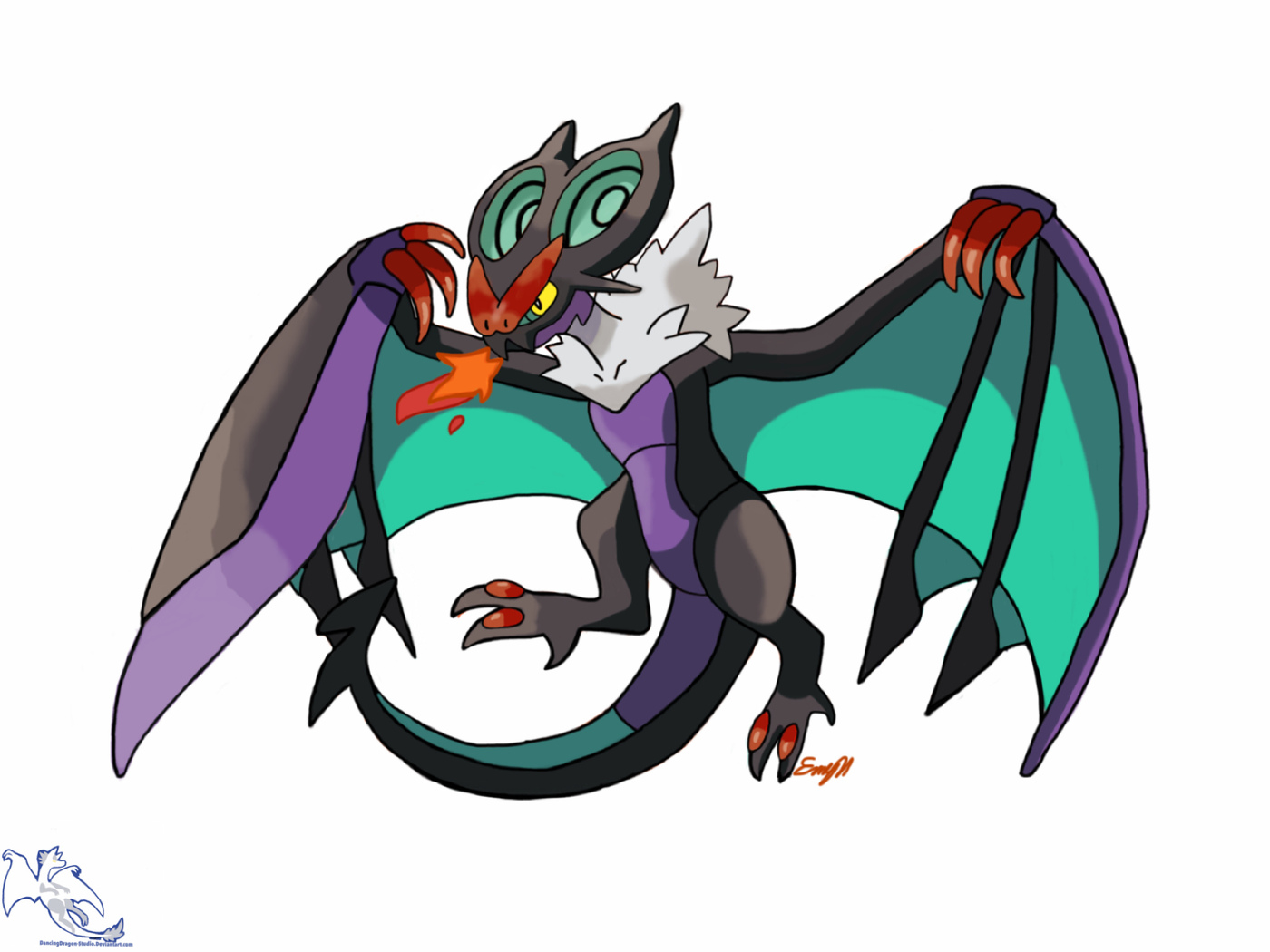 pokemon, noivern