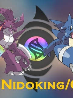 pokemon, nidoqueen