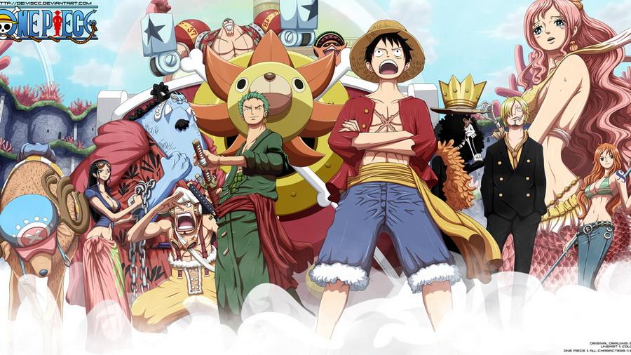 Ван Пис One Piece