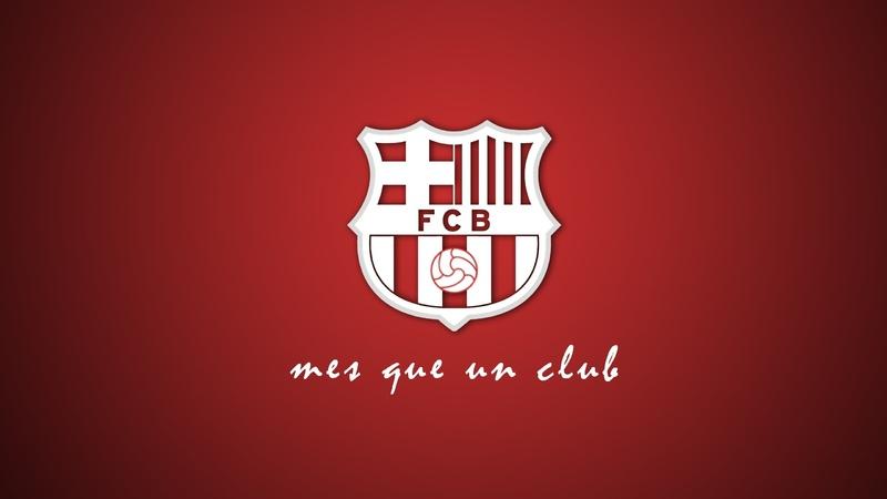 Oboi Fc Barcelona Dlya Rabochego Stola