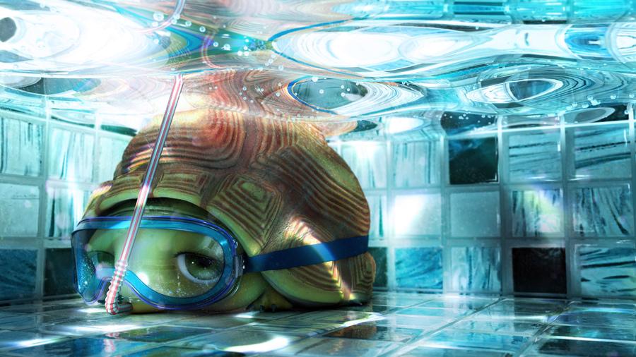 обои аквариум для рабочего стола скачать бесплатно 1920х1080