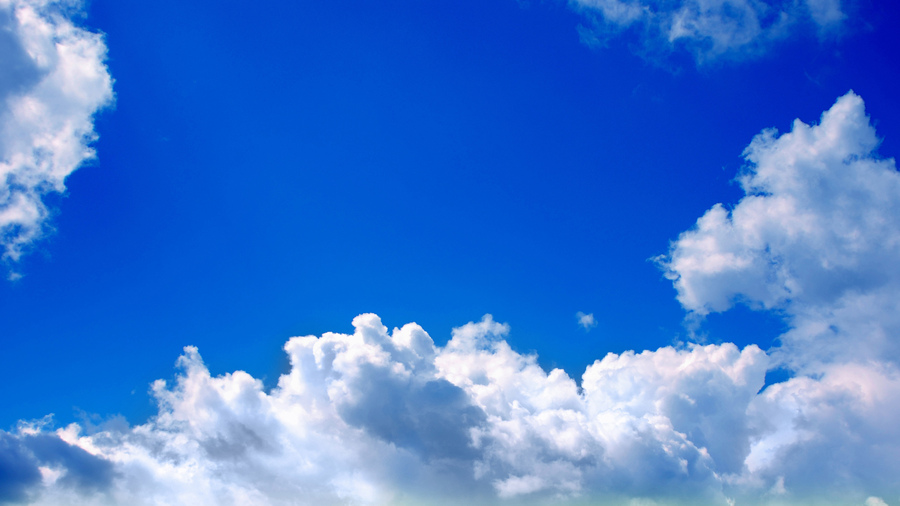 небо облака стол фото на рабочий
