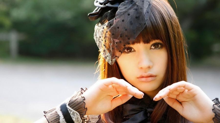 фото самые красивые девушки японии