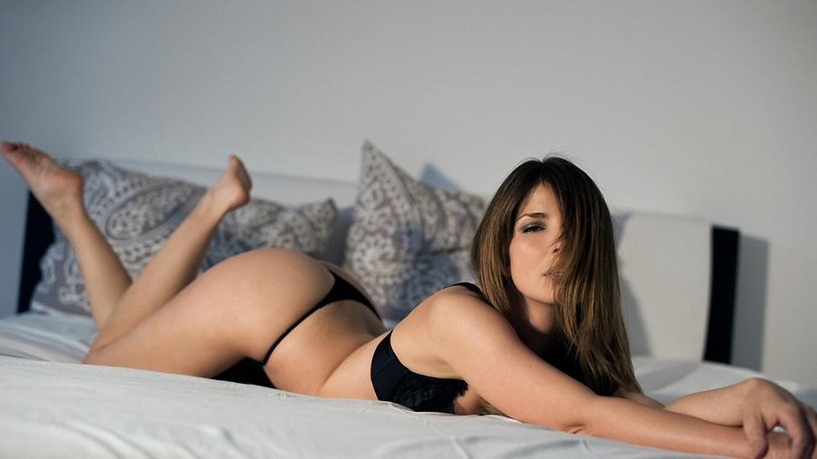 Asian import model photos