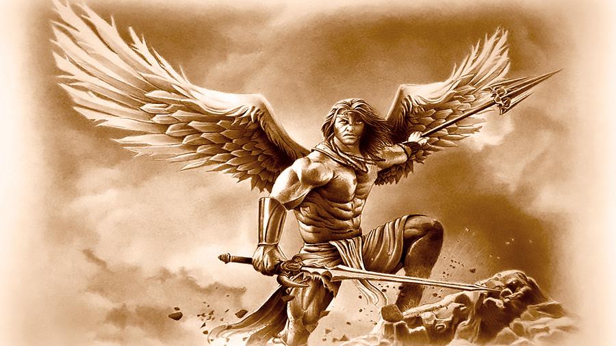 предлагает картинки архангелов на аву почтовые