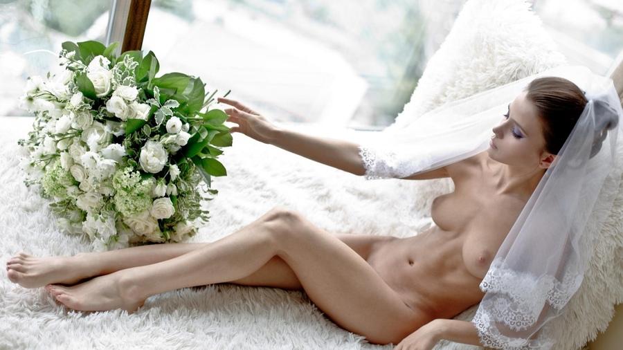 Фото девушек голые невесты — img 4