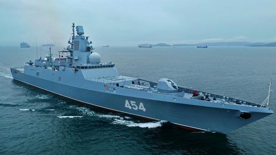 Адмирал Ставридис: Русские моряки нарываются на