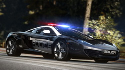 police, mclaren, hot pursuit, nfs, need for speed