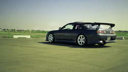 cars, wallpapers auto, трек, Auto, tuning cars, cars walls, nissan s14, трасса ...