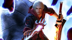 Devil may cry 4, sword, dmc, special edition, gun, nero, game wallpapers, devil bringer, red queen ...