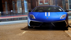город, lamborghini gallardo, supercar, cars, city, wallpapers auto, supercars, Auto ...